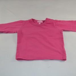 Pink Minoti top 6-12 months