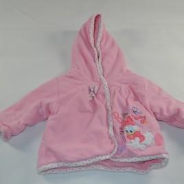 Daisy Duck pink newborn reversible jacket