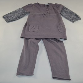 Verbaudet Top & trousers 12-18 months
