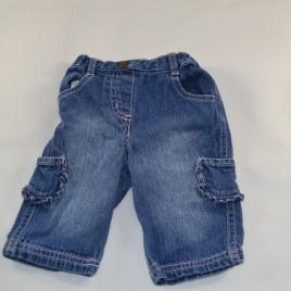 Blue jeans 0-3 months