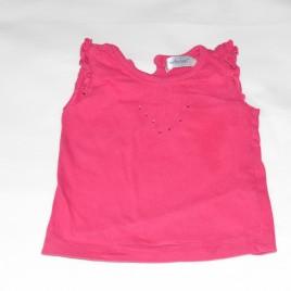 pink t-shirt 12-18 months