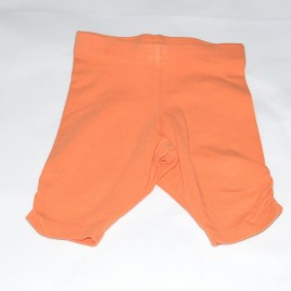 Next orange leggings 3-6 months