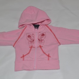 3-6 months pink Hooch hoodie