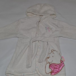 Winnie the Pooh dressing gown 12-18 months