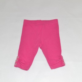 0-3 months pink leggings