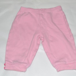 Next pink trousers 3-6 months