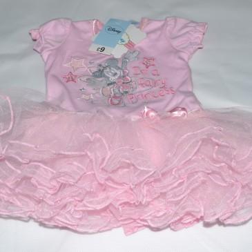New newborn Mini Mouse tutu dress