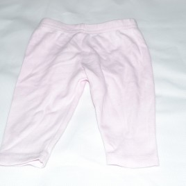 Newborn pink trousers