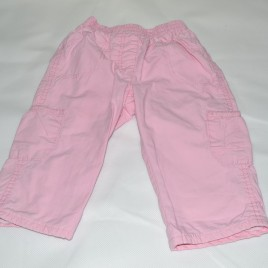 3-6 months pink trousers