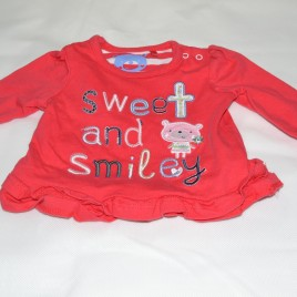 'Sweet & smiley' top up to 1 month