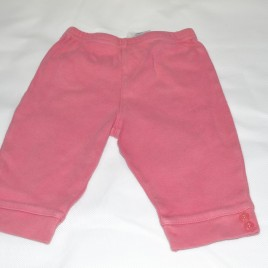Next dark pink trousers 3-6 months