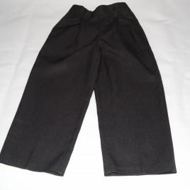 George grey school trousers 3-4 years