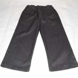 Grey school trousers age 3 years