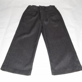 Grey school trousers age 3 years