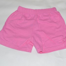 Mothercare pink shorts 3-6 months