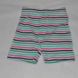 Stripy 12-18 months shorts