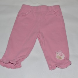 Next 3-6 months pink trousers