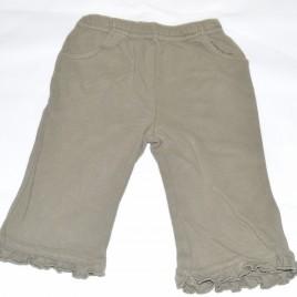 3-6 months khaki trousers