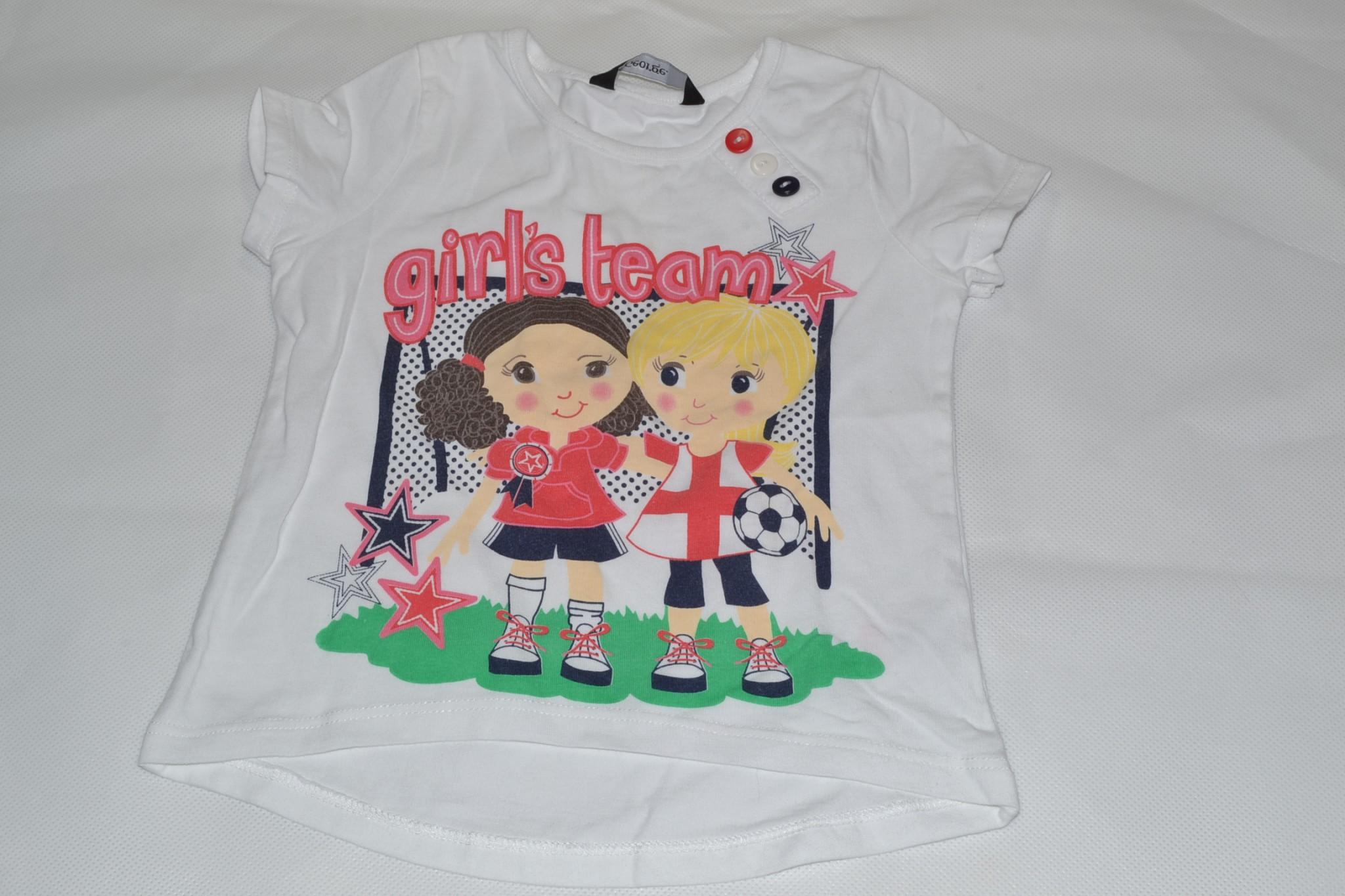 fe53b2d45 Baby Girl England Football Shirt - DREAMWORKS