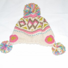 Next bobble hat 3-6 years