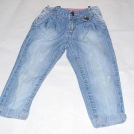 3/4 length jeans 4 years