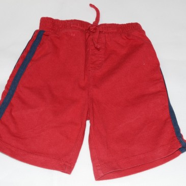 Red shorts 12-18 months
