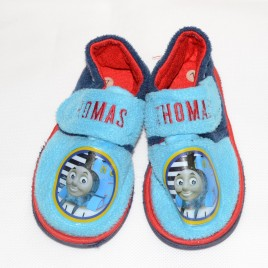 Thomas The Tank Engine size 7 slippers