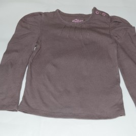 12-18 months brown top