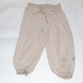 Velour feel trousers 12-18 months H&M