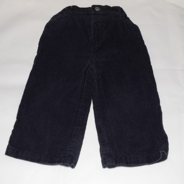 Matalan blue cord trousers 12-18 months