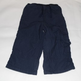 Matalan Blue Trousers 12-18 months