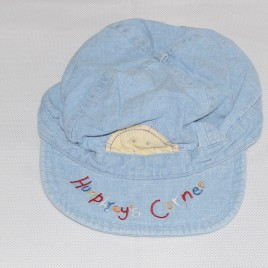 Humphreys Corner Blue Denim Hat 18-24 months