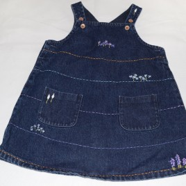 Gap pinafore 2 years