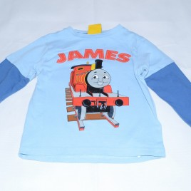 Thomas the tank engine James top 2-3 years
