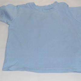 Matalan Blue T Shirt 6-9 months