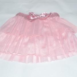 Pink tutu skirt 3-6 months