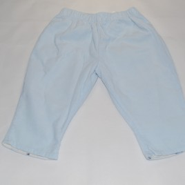 Blue Cord Trousers 3-6 months