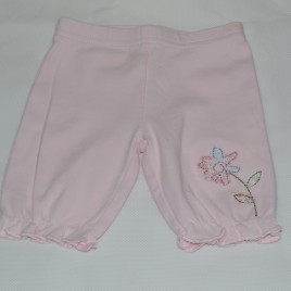 Next pink newborn trousers