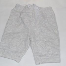 Grey newborn jogging trousers