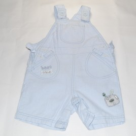 Next shortie dungarees 6-9 months