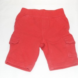 Next red jogging trousers up to 1 month