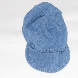 Denim hat 3-6 months