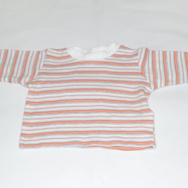 Early Days Stripy Top 3-6 months