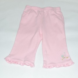 Pink trousers 3-6 months