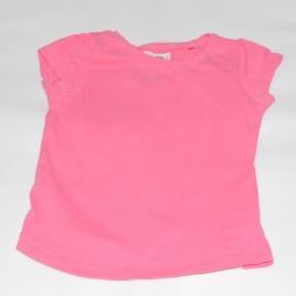Pink Next t-shirt 3-6 months