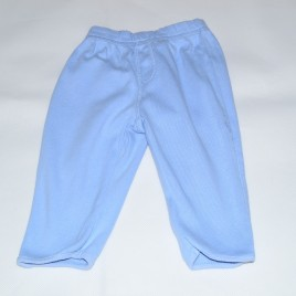 Blue jogging trousers 0-3 months