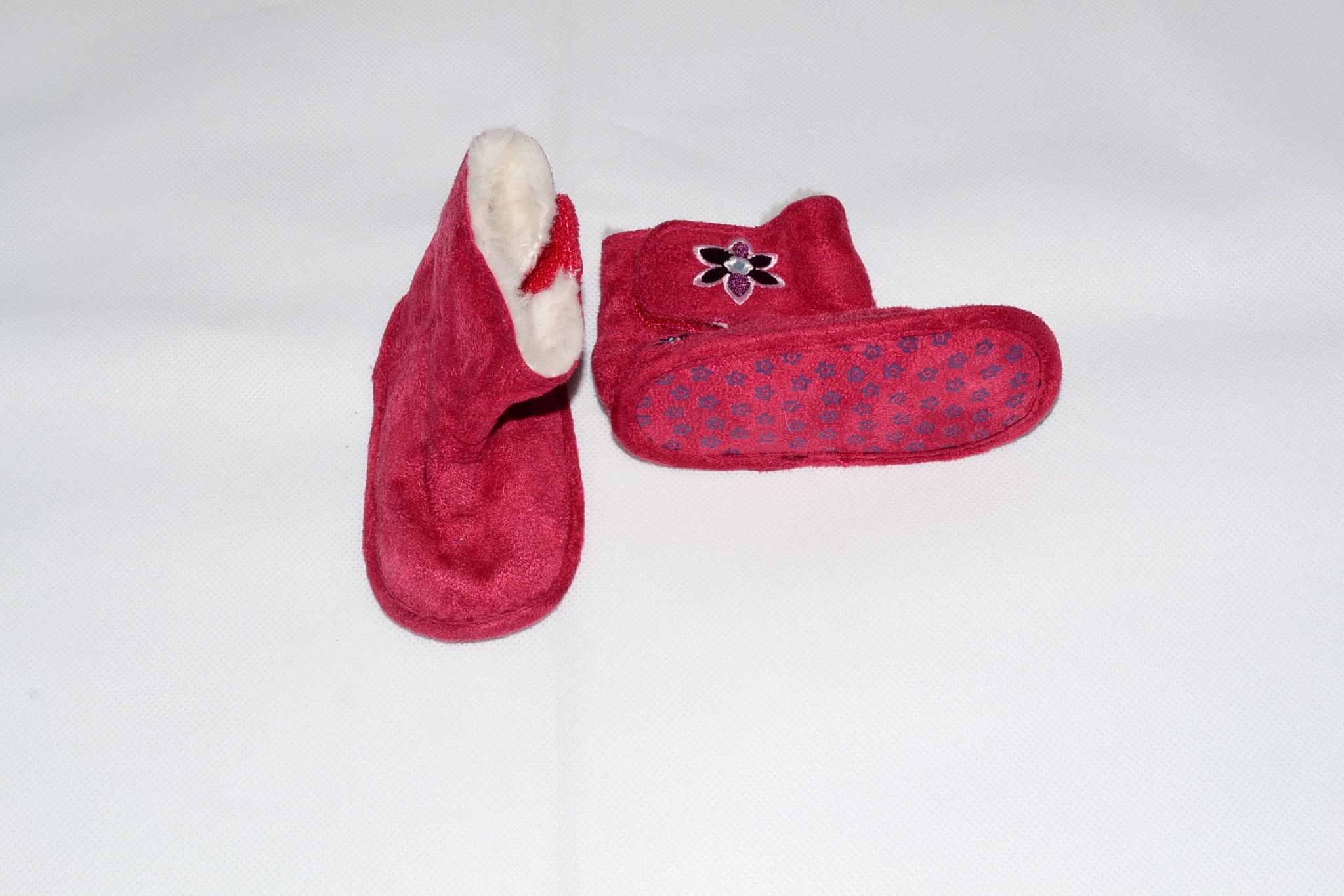 Girls Red Shoes Tesco