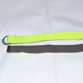Bright yellow belt 67cm