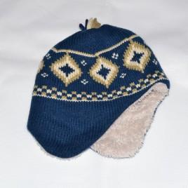 Navy winter hat 1-2 years