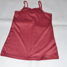 Dusky pink Next vest top 4 years